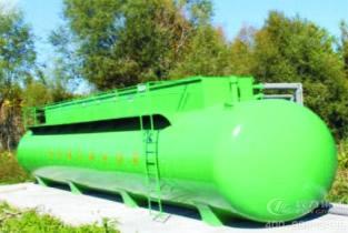 生活污水处理技术装备