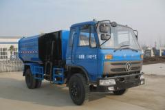 12立方东风145自装卸式垃圾车