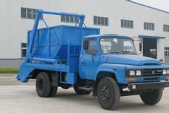 东风摆臂式垃圾车