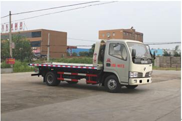程力威牌CLW5040TQZ4型清障车