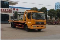 程力威牌CLW5080TQZD4型清障车