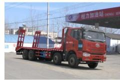 程力威牌CLW5310TPBC4型平板运输车