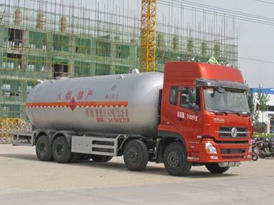 程力威牌CLW5311GYQD型液化气体运输车