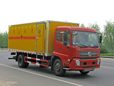 东风天锦防爆运输车(6吨)