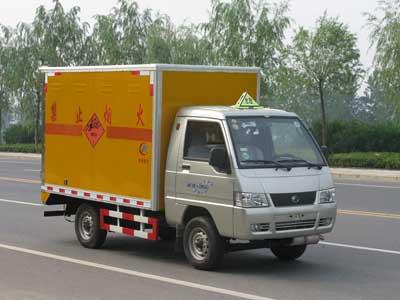 福田微型爆破器材运输车