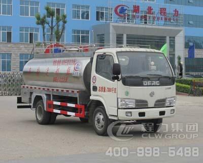 CLW5070GNY4型鲜奶运输车