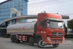 程力威牌CLW5311GNYD4型鲜奶运输车