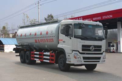 CLW5251GFLD4型低密度粉粒物料运输车