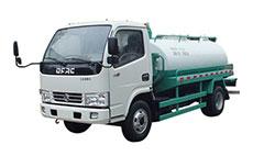 Q5070GZXEQE5沼气池吸污车