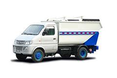 国五东风福瑞卡自卸式垃圾车
