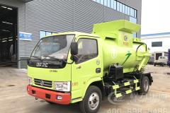 东风小型餐厨垃圾专用车热销车型(容积4-4.5立方)