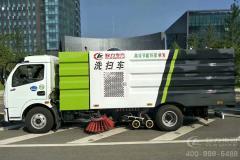 单发动机洗扫车