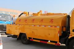 东风大多利卡CLW5114GQX5高压清洗车