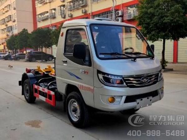 国六唐骏勾臂垃圾车CLW5023ZXXZB6
